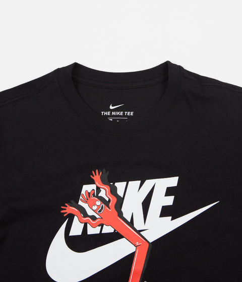 Nike Seasonal Air Max T-Shirt - Black