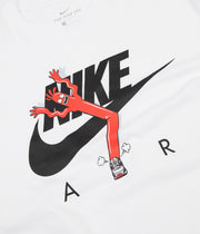 Nike Seasonal Air Max T-Shirt - White