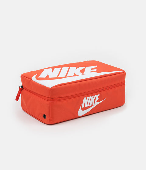 Nike Shoebox Bag - Orange / Orange / White