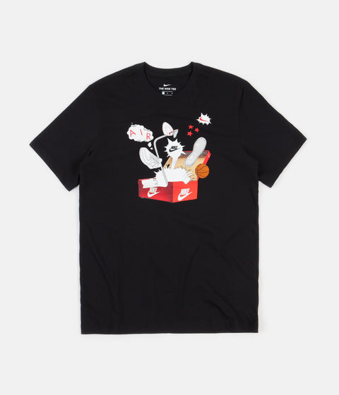 Nike Shoebox Photo T-Shirt - Black