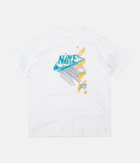 Nike Summer Reissue IR T-Shirt - White