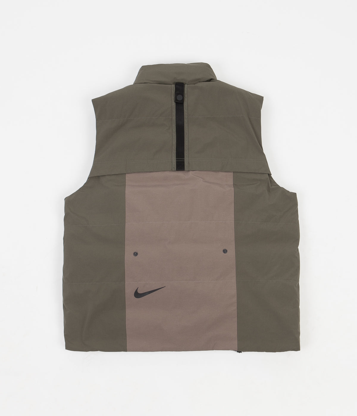 Nike Synthetic Fill Tech Pack Vest Olive Grey Twilight Marsh Bla Always In Colour