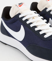 Nike Air Tailwind 79 Shoes - Dark Obsidian / White - Midnight Navy - Black