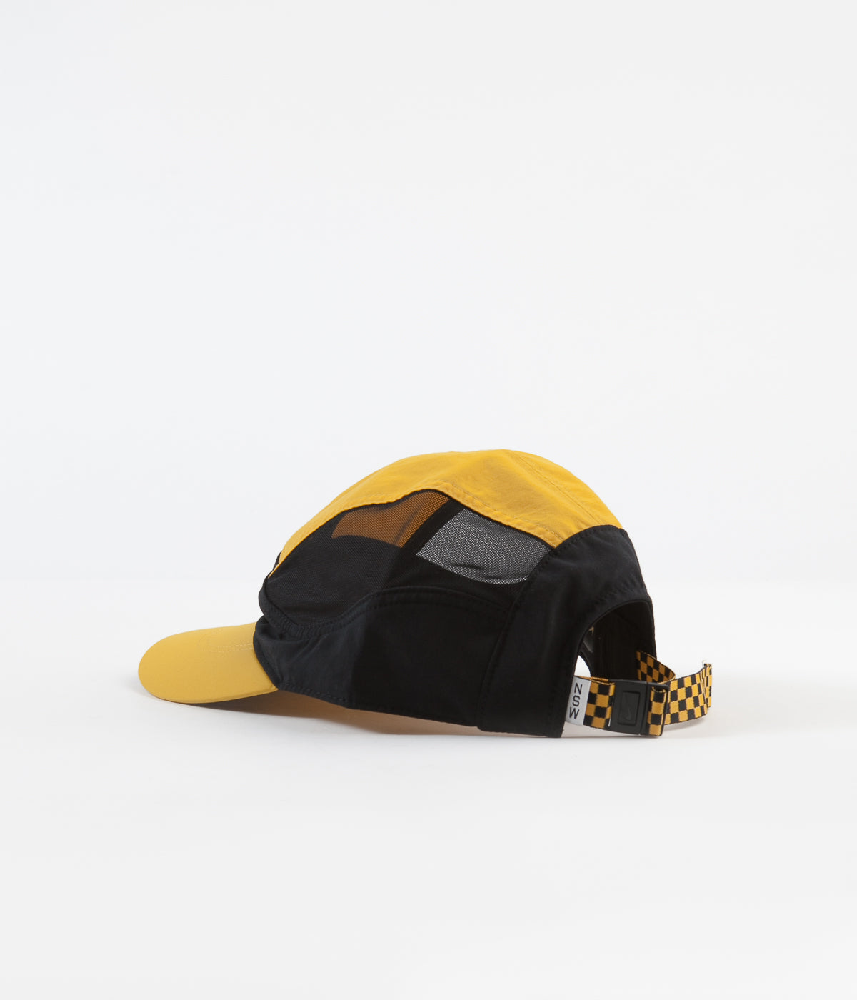 58a126b01394d Nike Tailwind Checkered Cap - Black / Yellow Ochre | Always in Colour