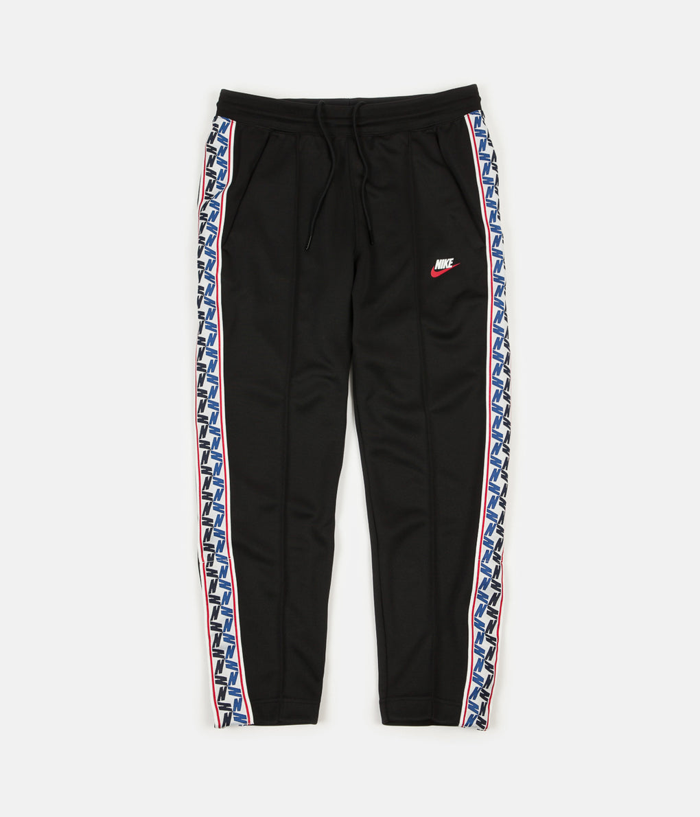 Nike Taped Poly Pants - Black / Sail
