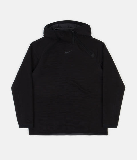 Nike Tech Pack Engineered Hoodie - Black / Anthracite - Black