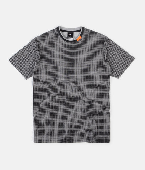 Nike Tech Pack T-Shirt - Black / Summit White / Total Orange