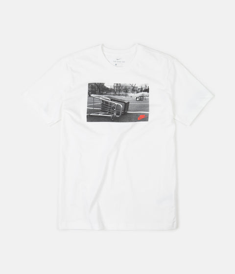 Nike Trolley T-Shirt - White