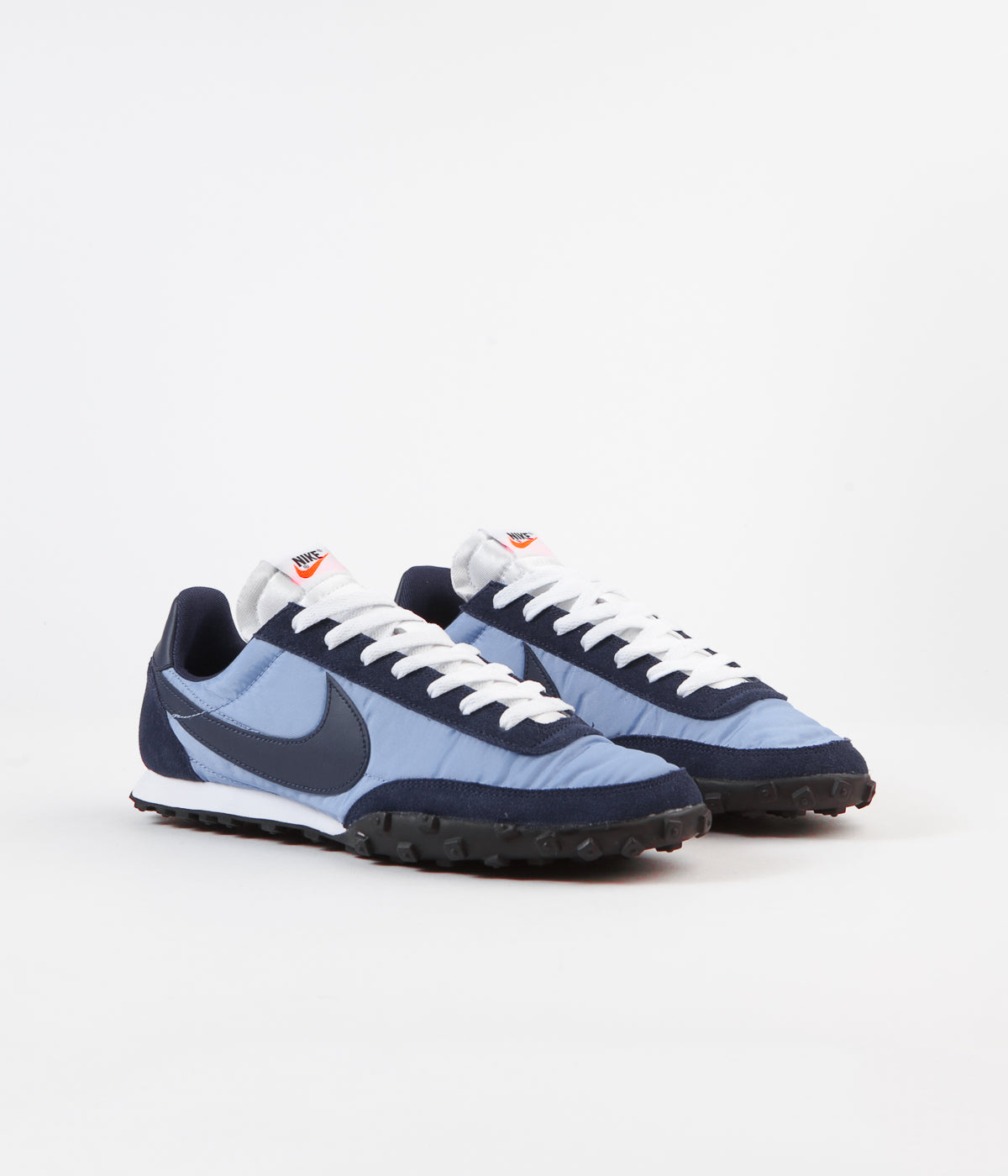 Arábica escapar audición  Nike Waffle Racer Shoes - Light Blue / Midnight Navy - Midnight Navy |  Always in Colour