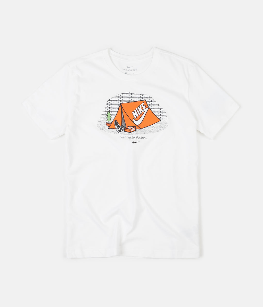 Nike Waiting For The Drop T-Shirt - White