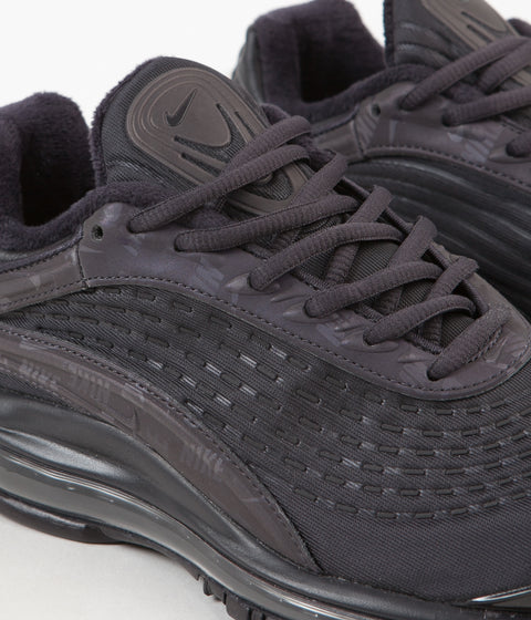 Nike Womens Air Max Deluxe Shoes - Oil Grey / Oil Grey