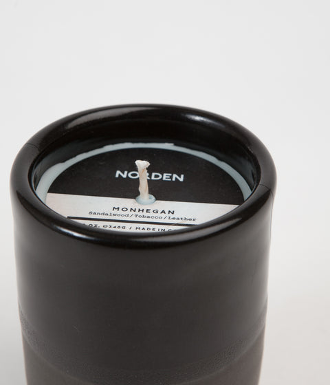 Norden 12oz Ceramic Candle - Monhegan