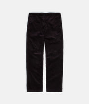 Norse Projects Aros Corduroy Trousers - Ritteri Purple