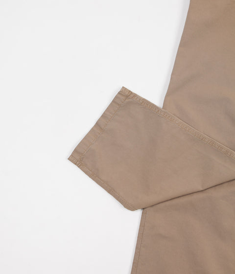 Norse Projects Aros Light Twill Pants - Utility Khaki