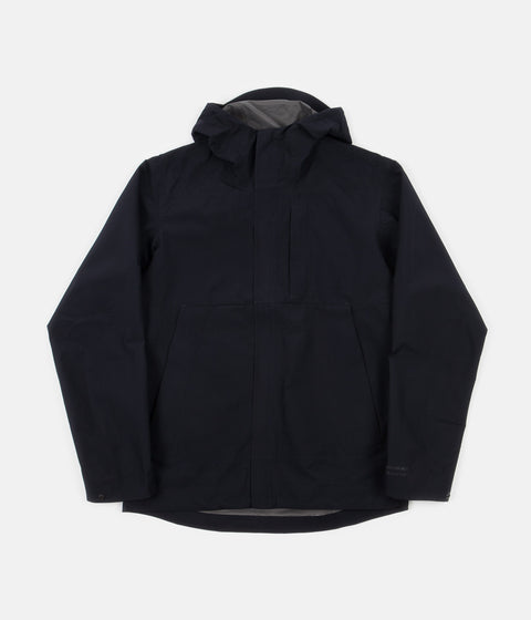 Norse Projects Fyn Shell Gore Tex 2.0 Jacket - Dark Navy