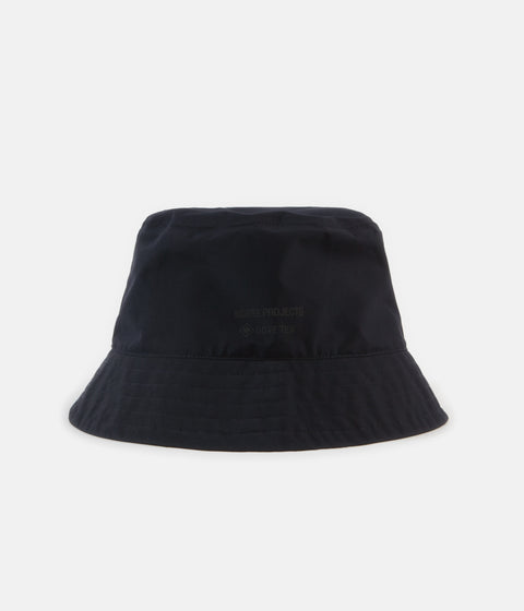 Norse Projects Gore Tex Bucket Hat - Dark Navy