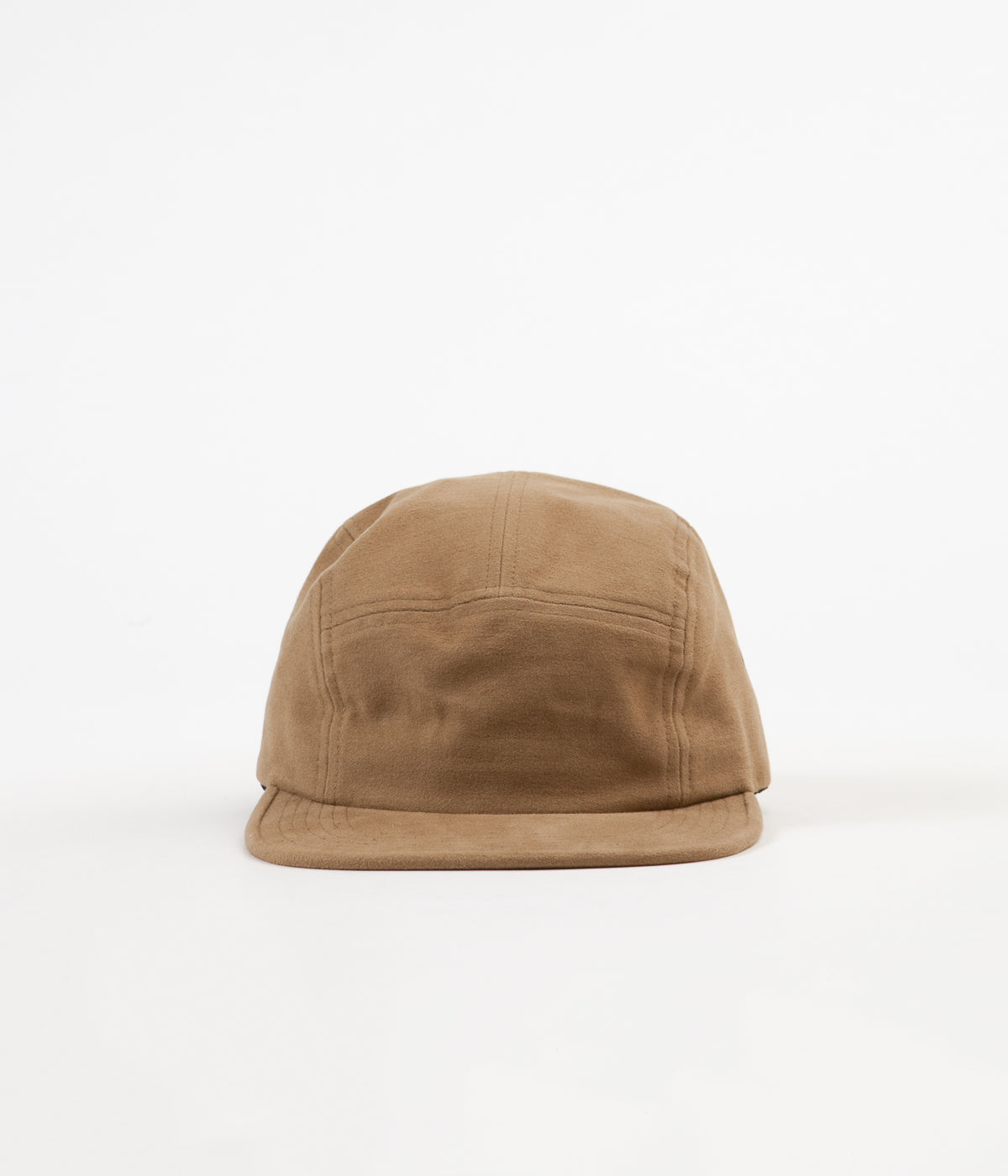 27289f51094 ... Norse Projects Moleskin 5 Panel Cap - Camel ...