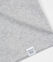 Norse Projects Niels T-Shirt - Light Grey Melange