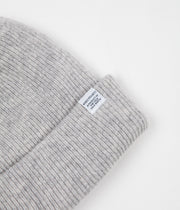 Norse Projects Norse Beanie - Light Grey Melange