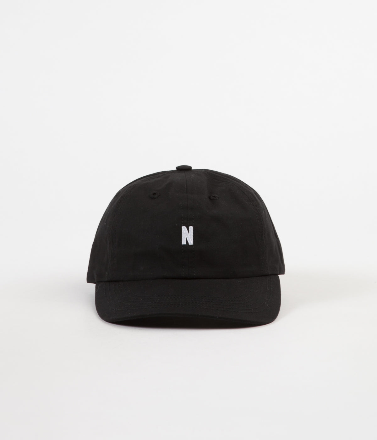 0aacc92d2a Norse Projects Norse Sports Cap - Black | Always in Colour