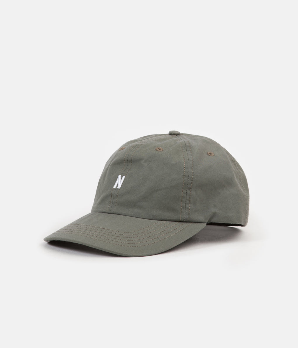 Norse Projects Norse Sports Cap - Lichen