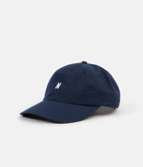 Norse Projects Norse Sports Cap - Navy