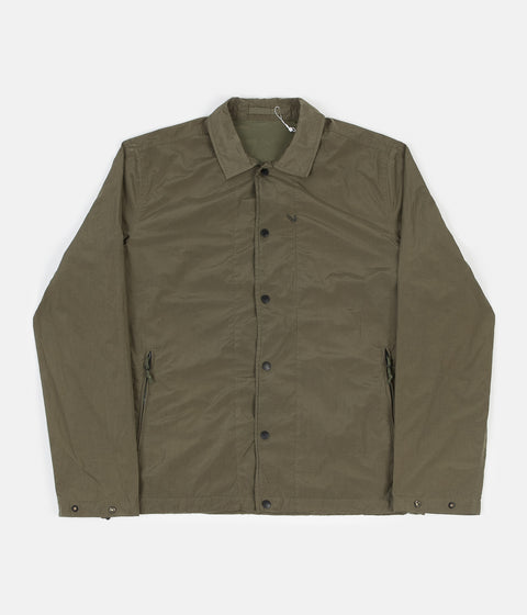 Norse Projects Svend GMD Nylon Jacket - Ivy Green
