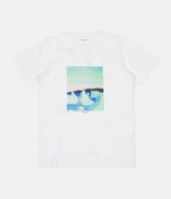 Image for Norse Projects x Daniel Frost Icebergs T-Shirt - White