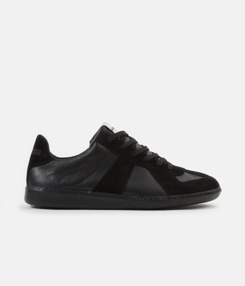 Novesta German Army Trainer Shoes - All Black