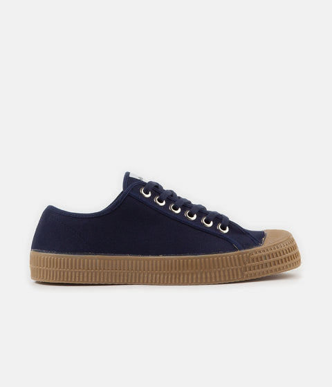 Novesta Star Master Shoes - 27 Navy / 003 Transparent