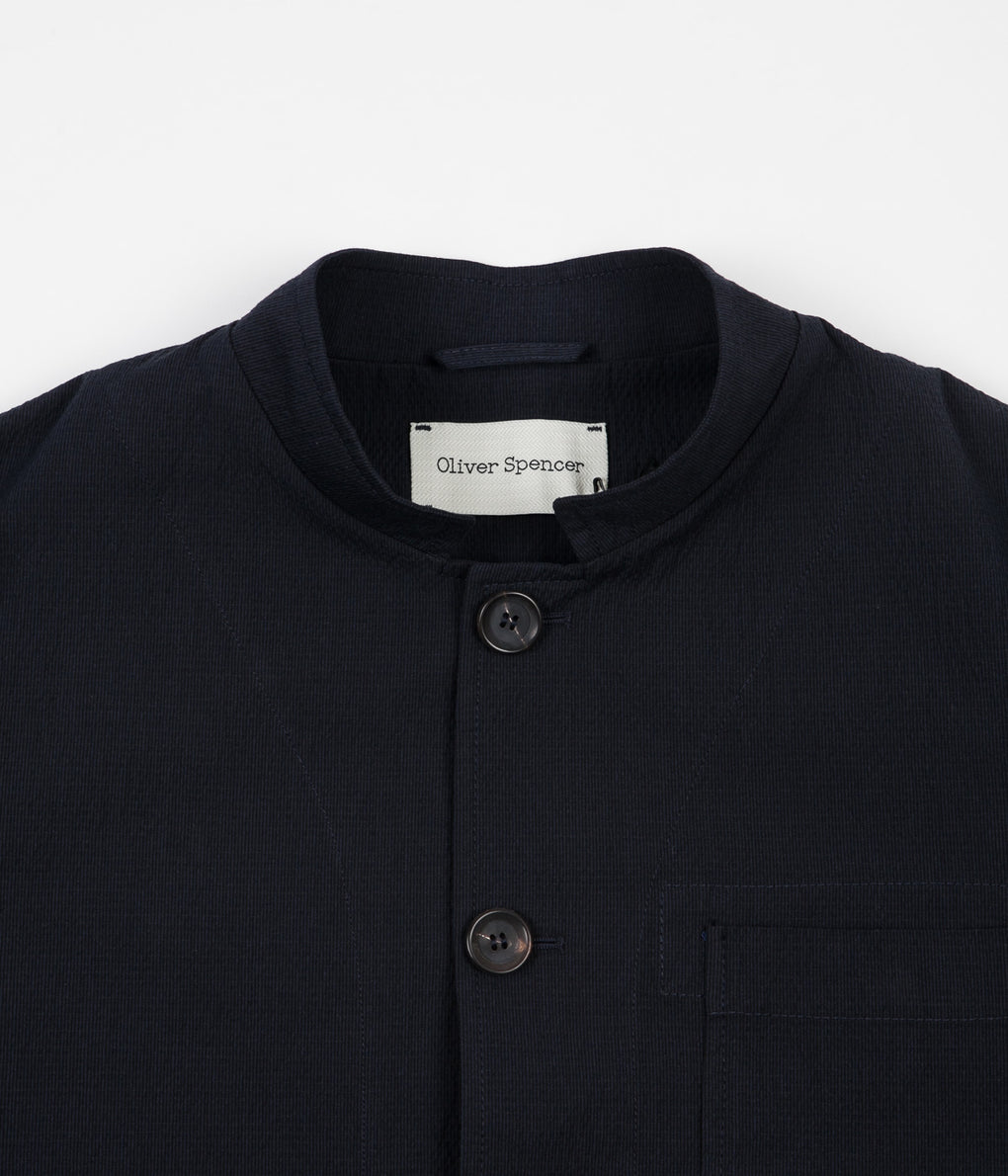 Oliver Spencer Coram Jacket - Portman Navy