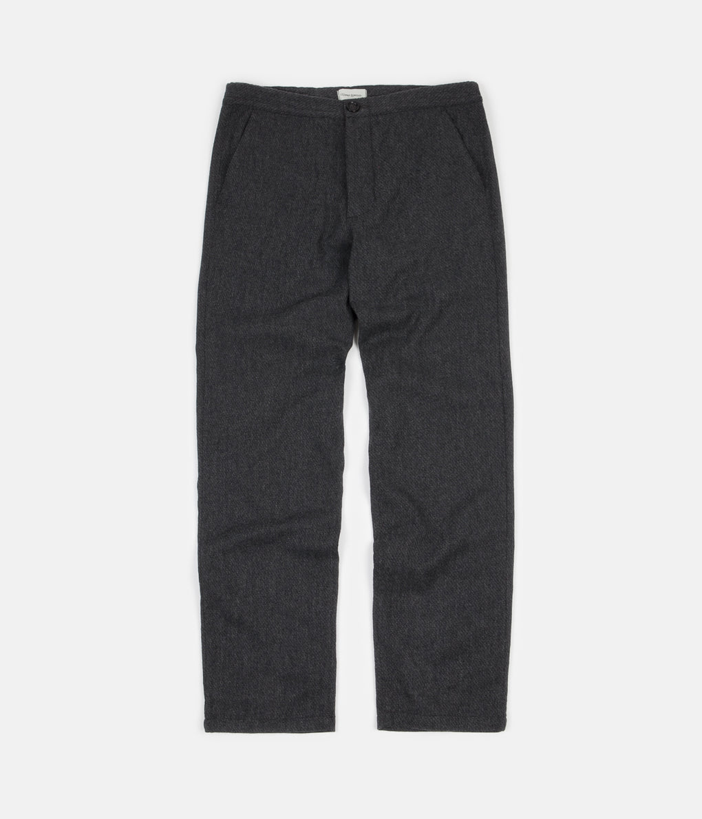 Oliver Spencer Drawstring Trousers - Caldwell Grey