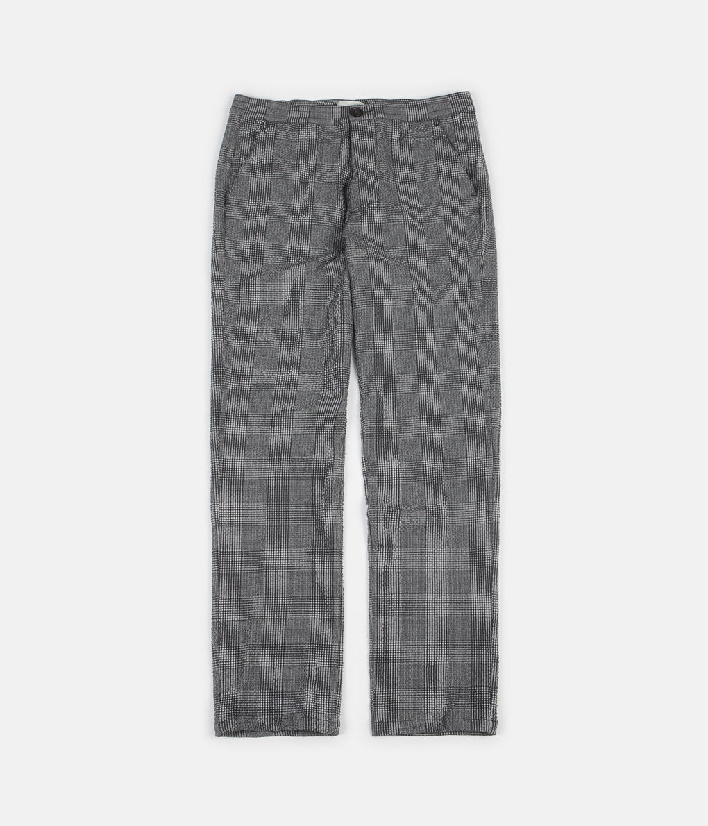 Oliver Spencer Drawstring Trousers - Kemble Blue