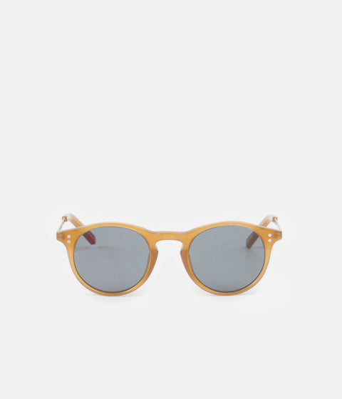 Oliver Spencer William Sunglasses - Umber