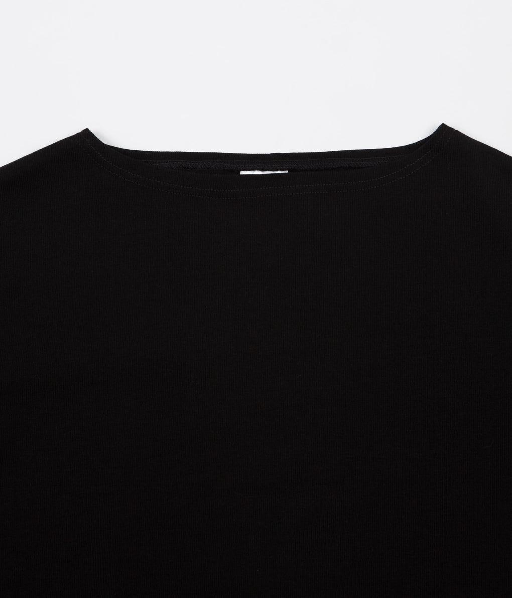Orcival Long Sleeve T-Shirt - Black