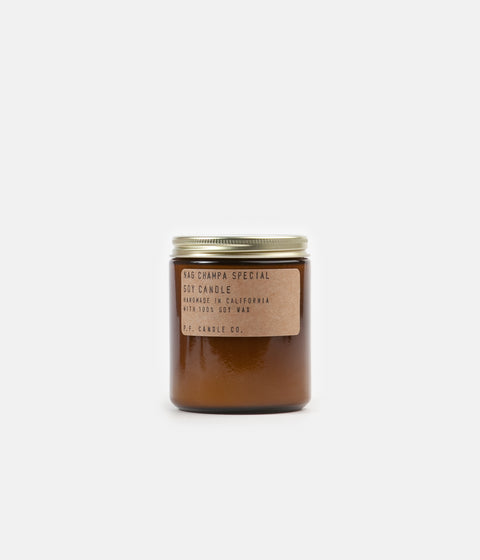 P.F. Candle Co. Nag Champa Special Soy Candle - 7.2oz