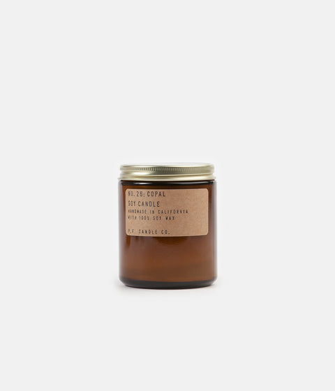 P.F. Candle Co. No. 26 Copal Soy Candle - 7.2oz