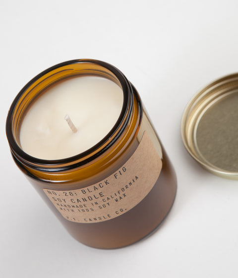 P.F. Candle Co. No. 28 Black Fig Soy Candle - 7.2oz