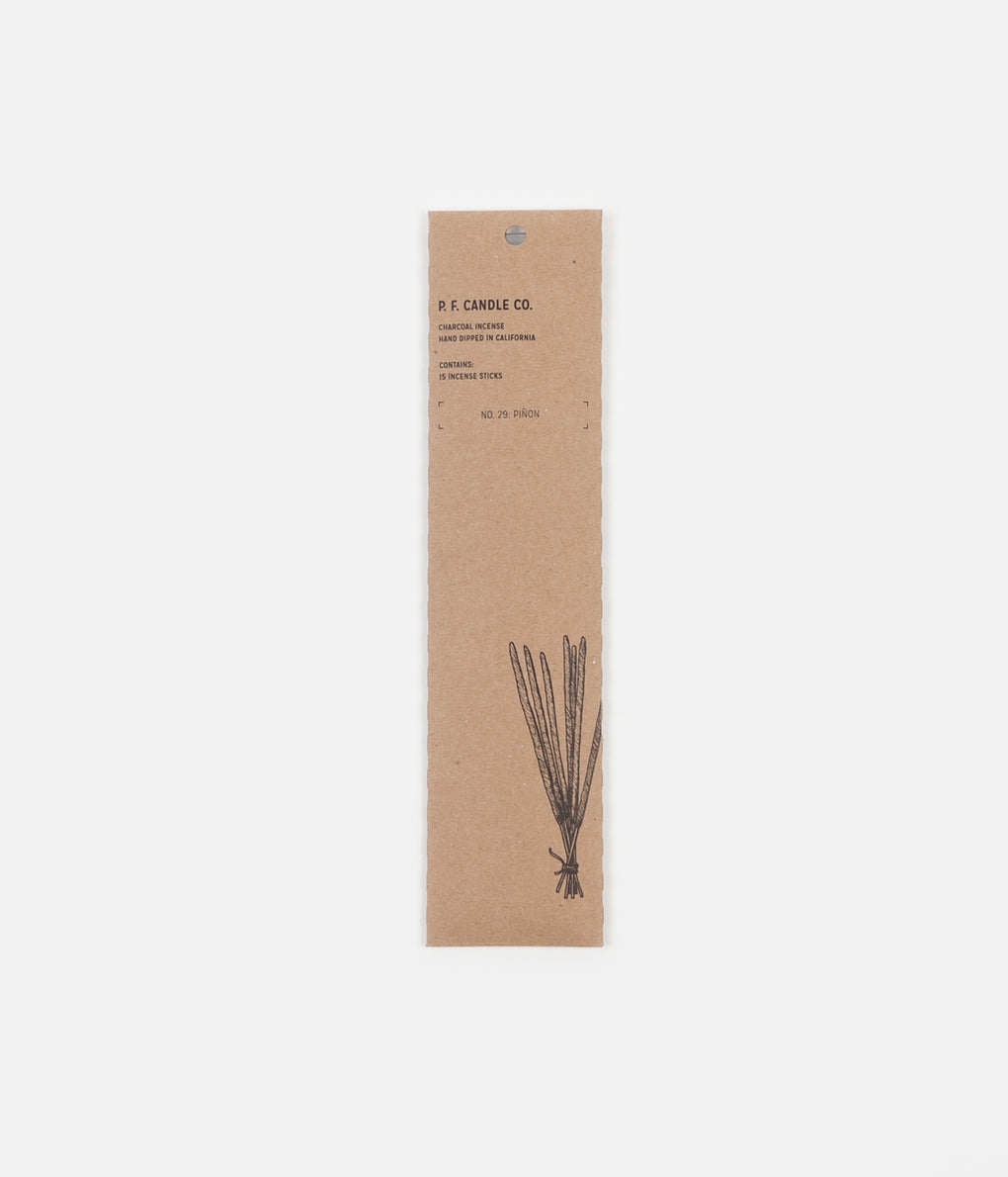P.F. Candle Co. No. 29 Pinon Incense - 15 Pack