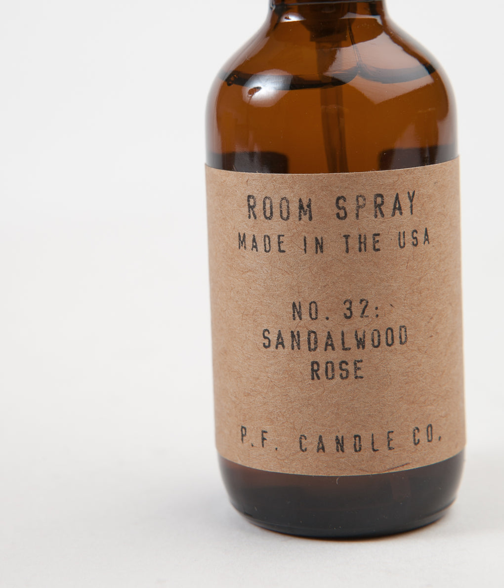 P.F. Candle Co. No. 32 Sandalwood Rose Room Spray - 2oz