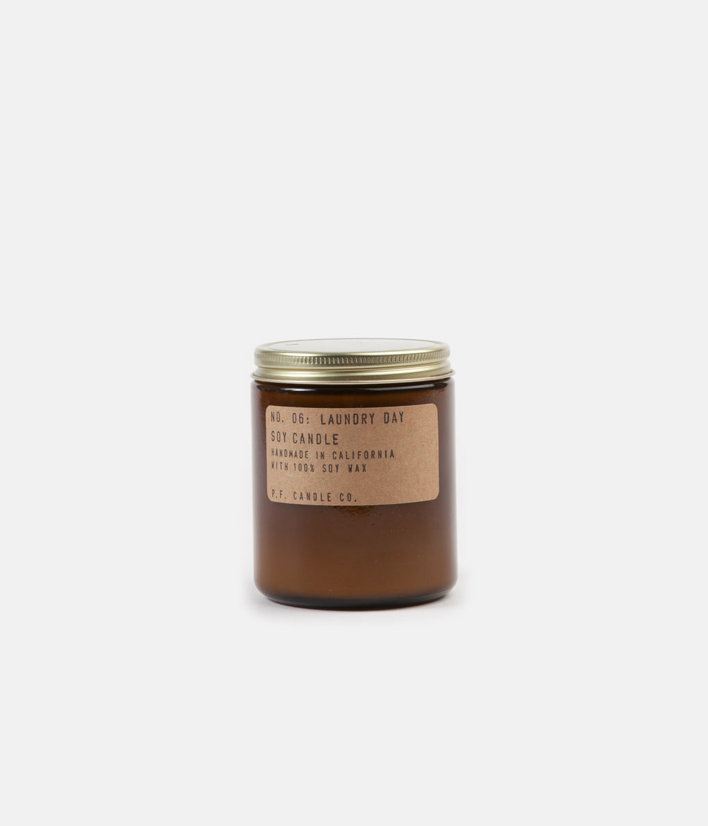 P.F. Candle Co. No. 6 Laundry Day Soy Candle - 7.2oz