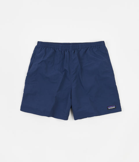 "Patagonia Baggies 5"" Shorts - Stone Blue"