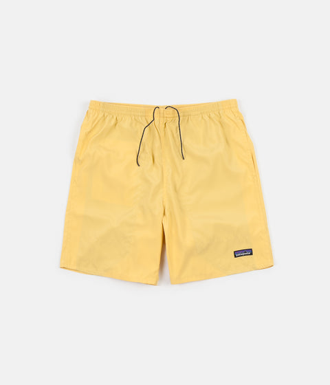 Patagonia Baggies Lights Shorts - Surfboard Yellow