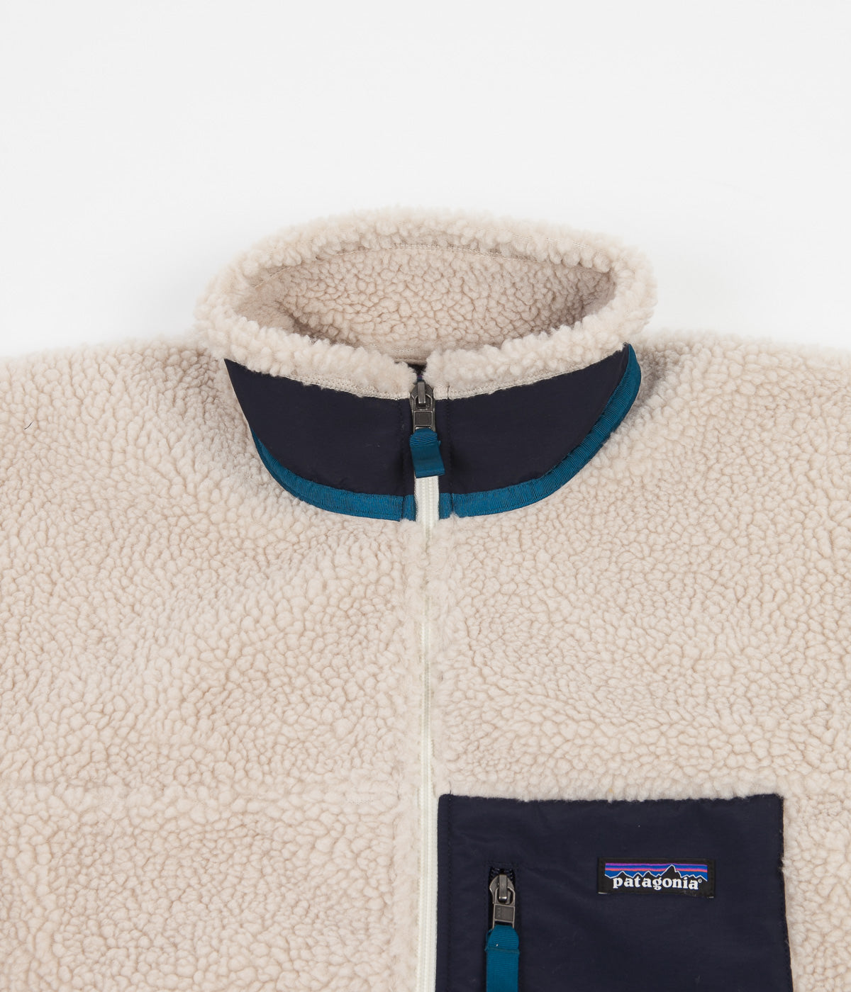 Patagonia Classic Retro-X Jacket - Natural | Always in Colour