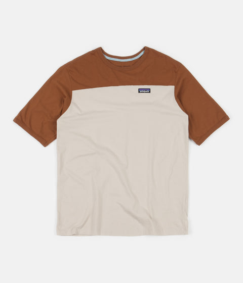 Patagonia Cotton in Conversion T-Shirt - Pumice