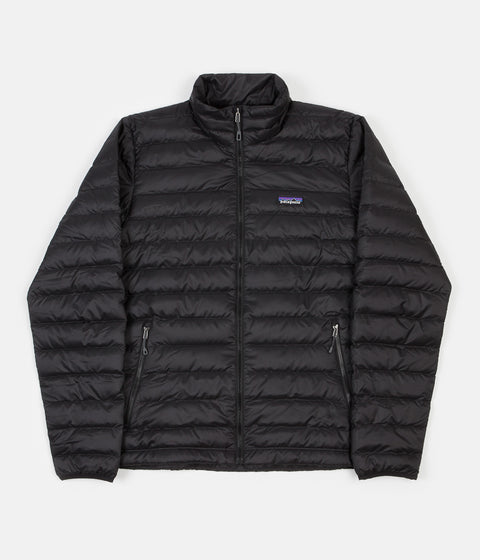 Patagonia Down Sweater Jacket - Black