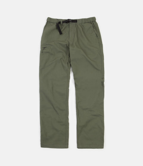 Patagonia Organic Cotton Gi Pants - Industrial Green Canvas
