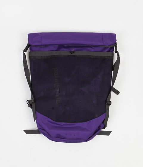 Patagonia Planing Roll Top Bag 35L - Purple