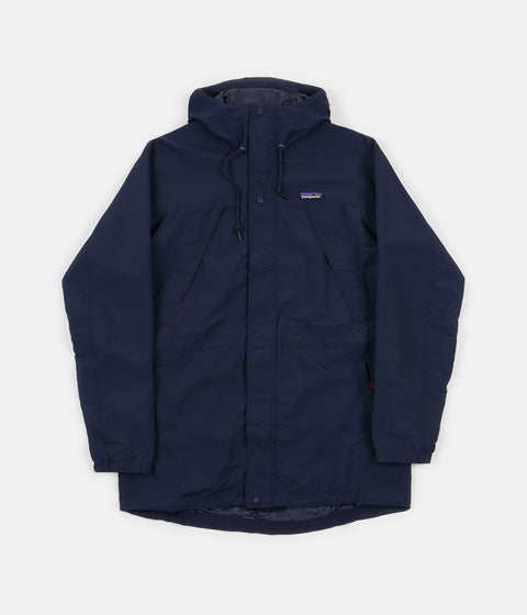 Patagonia Recycled Nylon Parka - New Navy