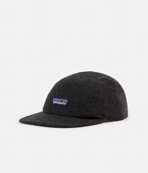 Patagonia Recycled Wool Cap - Forge Grey